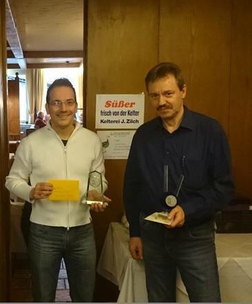 Siegerfoto Vereinsmeister 2015